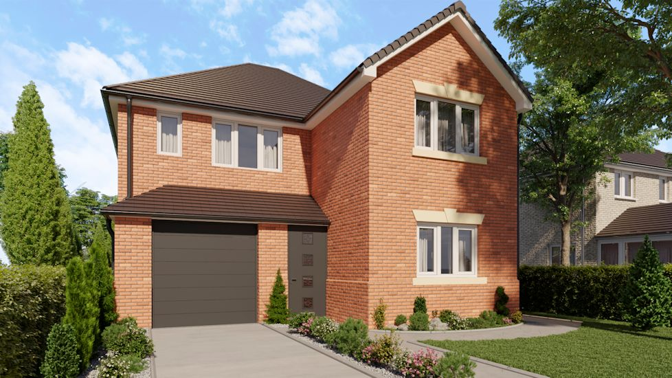 Brand New Home  Hatherton Lodge Development Halesowen