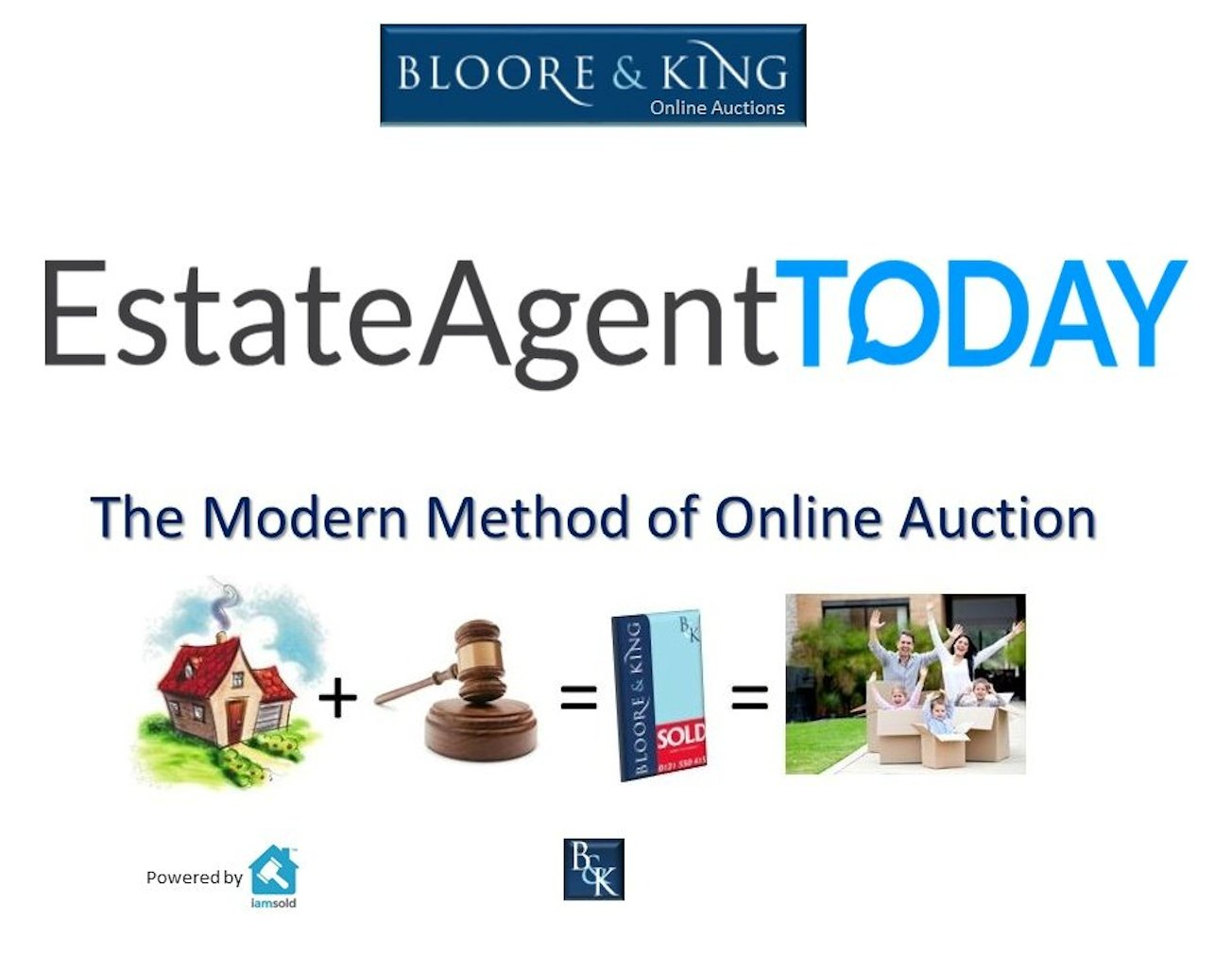 Online Auction is a huge success